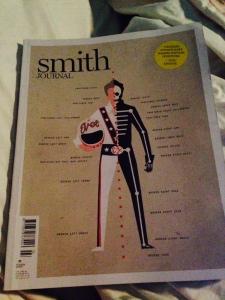 Un des magazines de ton papa.